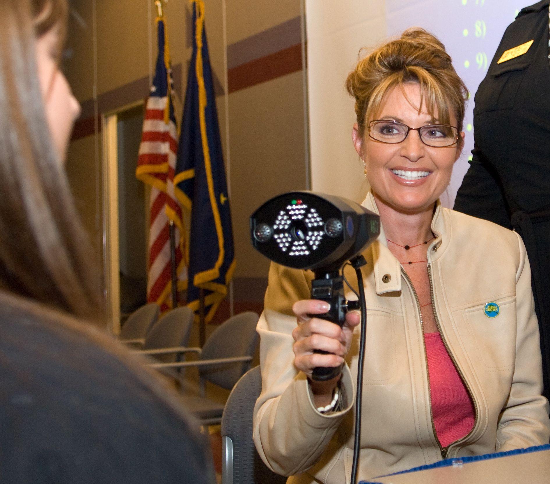 Sarah Palin Vision